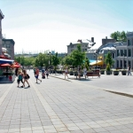 Canada - Montreal - Place Jacques Cartier