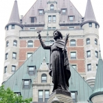 Canada - Quebec City - Chateau Frontenac