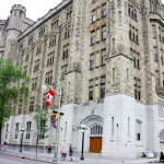 Canada - Ottawa - Connaught Building