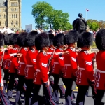 Canada - Ottawa - Parliament Hill - Changing of guards