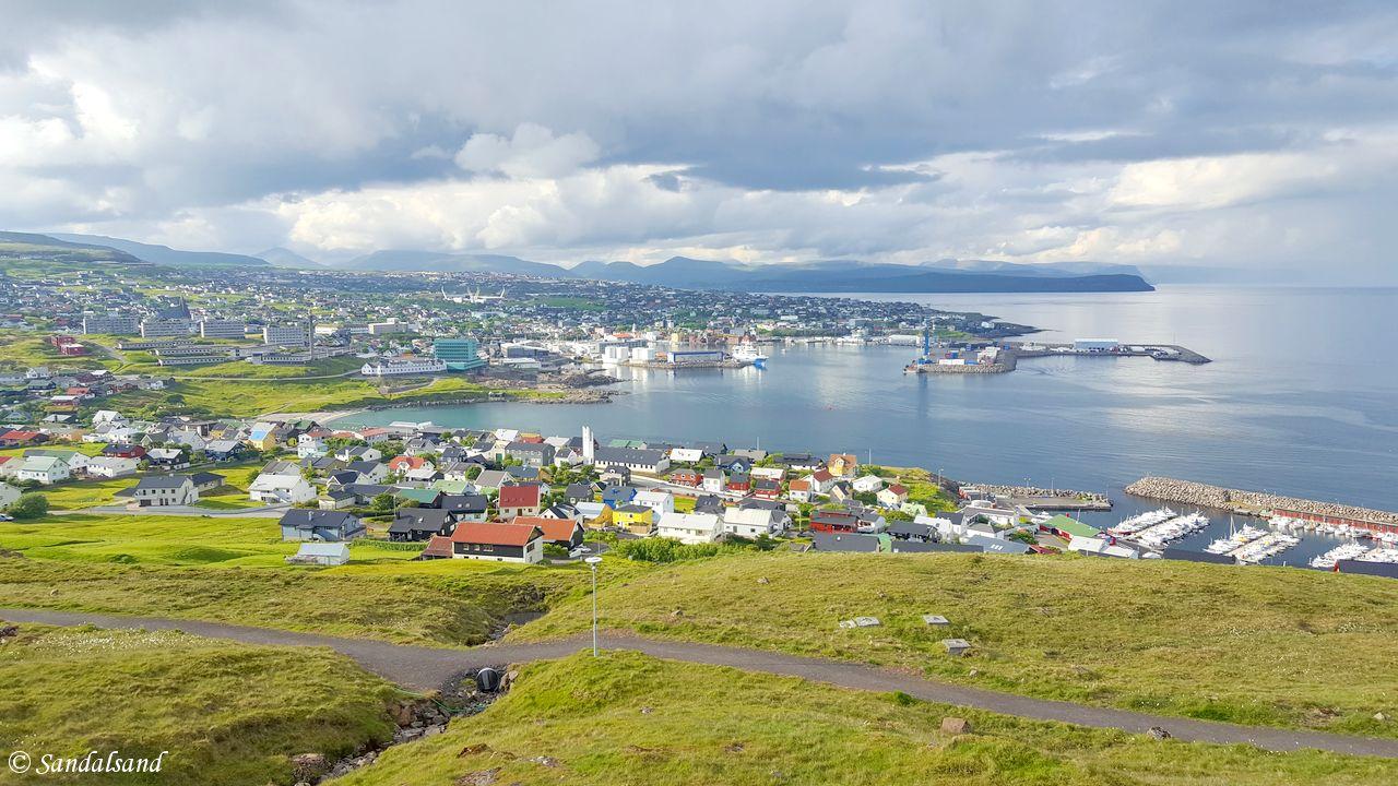 Denmark - Faroe Islands - Torshavn