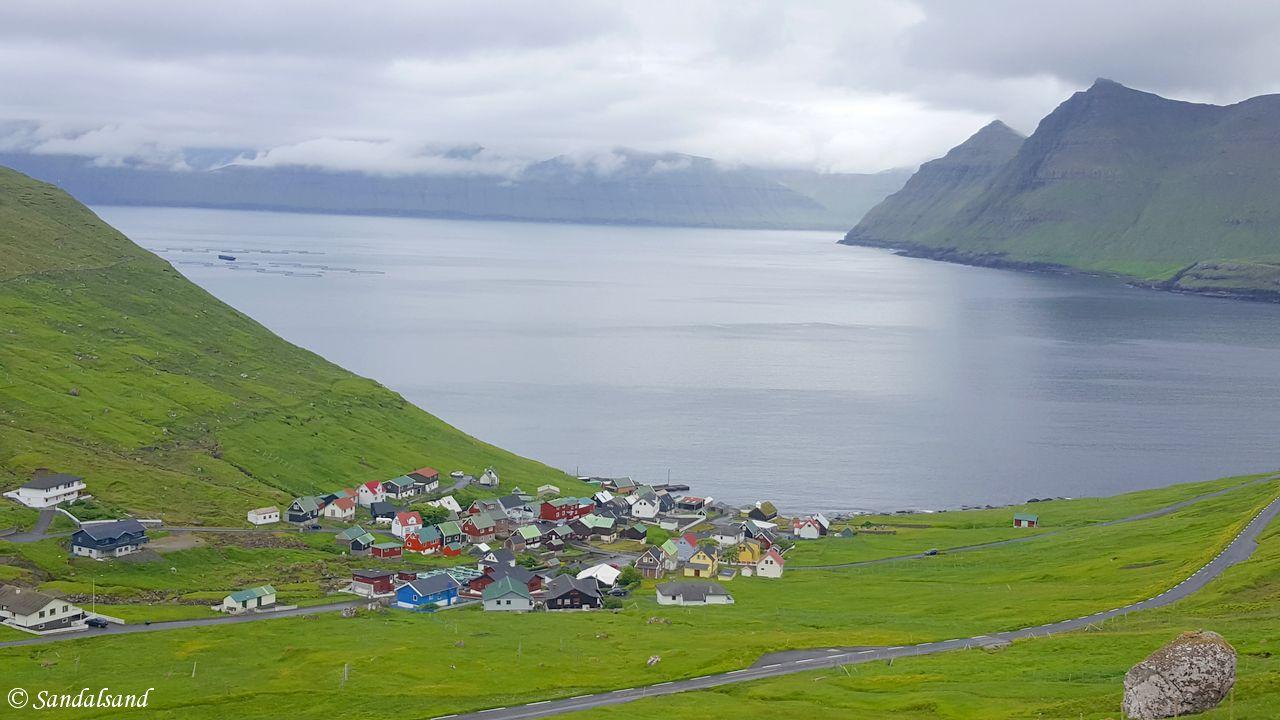 Denmark - Faroe Islands - Funningsfjørdur - Funningur