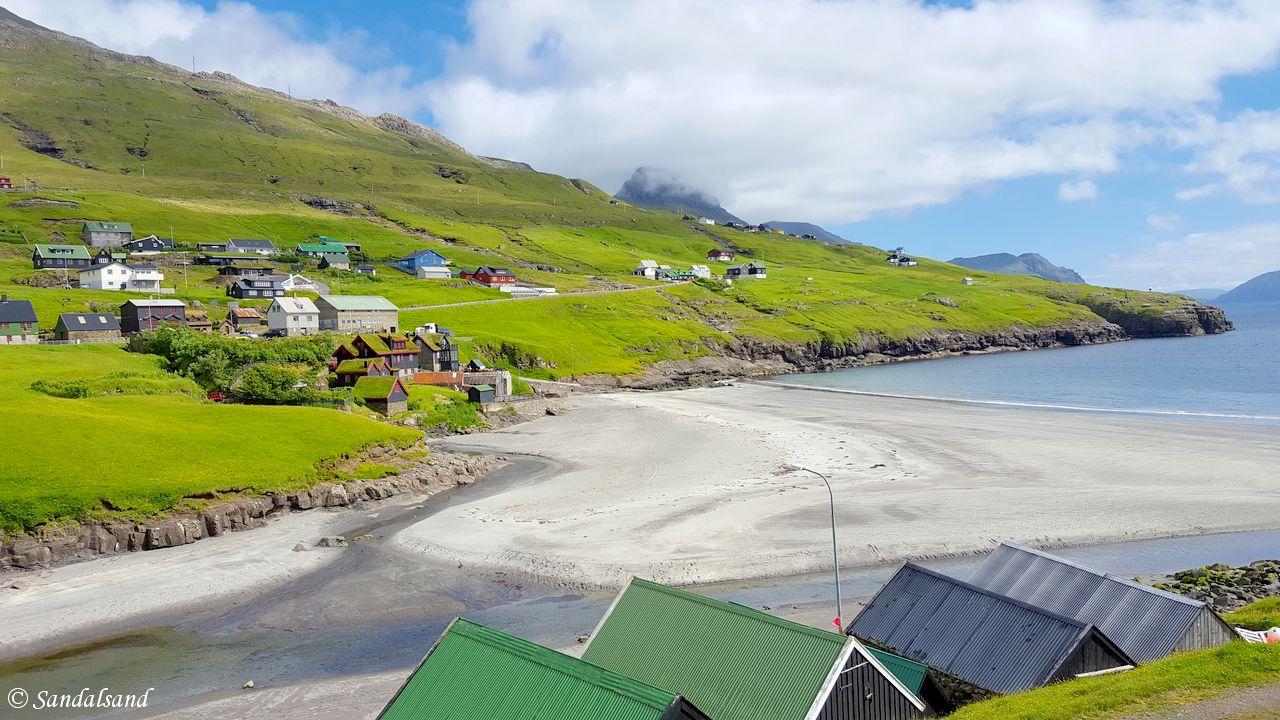Denmark - Faroe Islands - Leynasandur