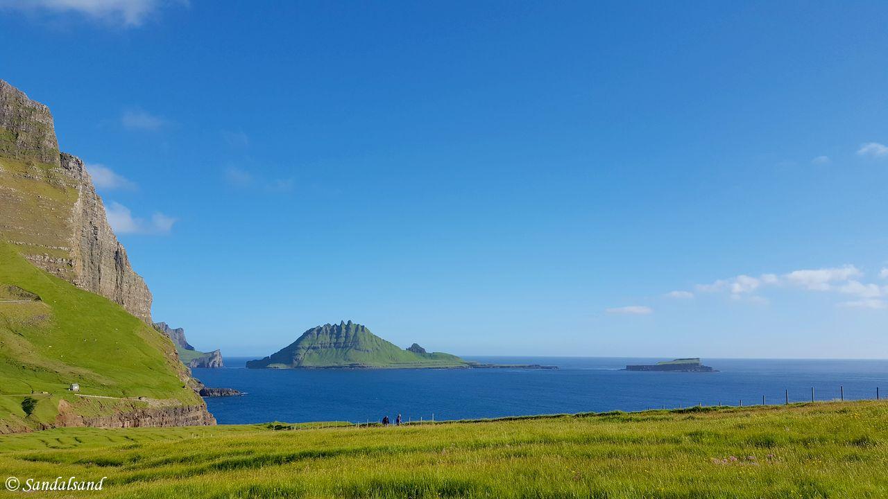 Denmark - Faroe Islands - Gásadalur