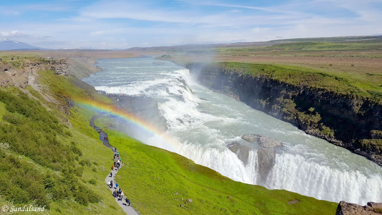 Iceland - Golden Circle - Gullfoss