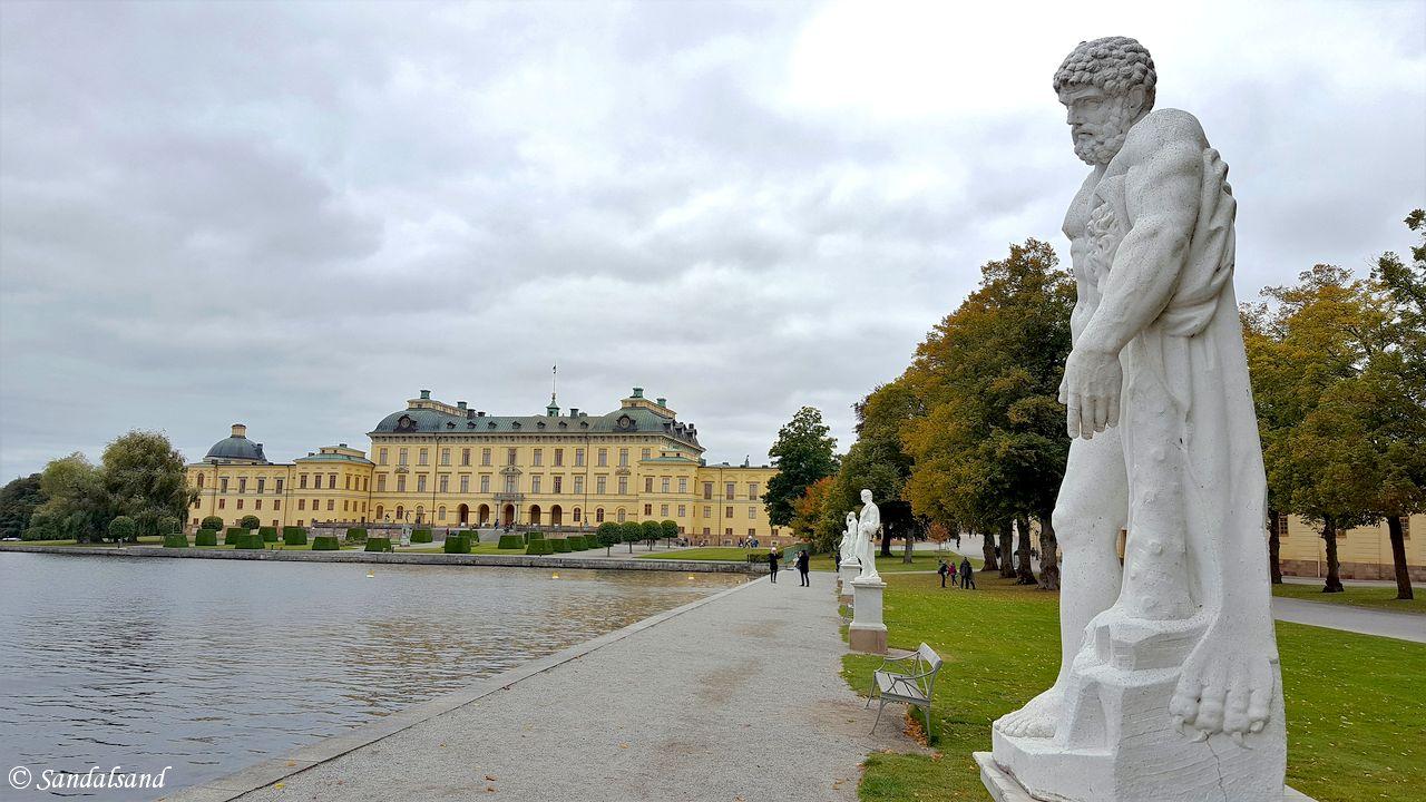 Sverige - Stockholm - Drottningholm
