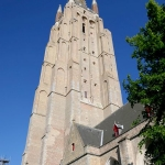 Belgium - Bruges - Church of Our Lady