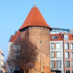 Poland - Gdansk - The Swan Tower