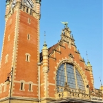 Poland - Gdansk - Gdansk Glowny (Railway station)