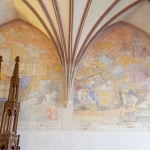 Poland - Malbork Castle - The Middle Castle - The Grand Refectory