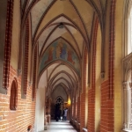 Poland - Malbork Castle - The High Castle