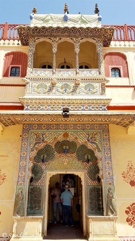 India - Jaipur - City Palace