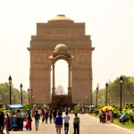 India - New Delhi - India Gate