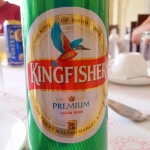 India - Jaipur - Beer can