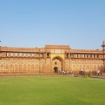 India - Agra - Agra Fort - Jahangir Palace