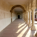 India - Agra - Agra Fort - Khas Mahal