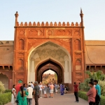 India - Agra - Agra Fort
