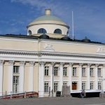 Finland - Helsinki - The National Library of Finland