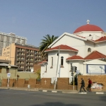 South Africa - Johannesburg - Greek Orthodox Cathedral of Saints Constantine and Helen