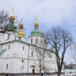 Ukraine - Kiev - St. Sophia's Cathedral Complex - The cathedral