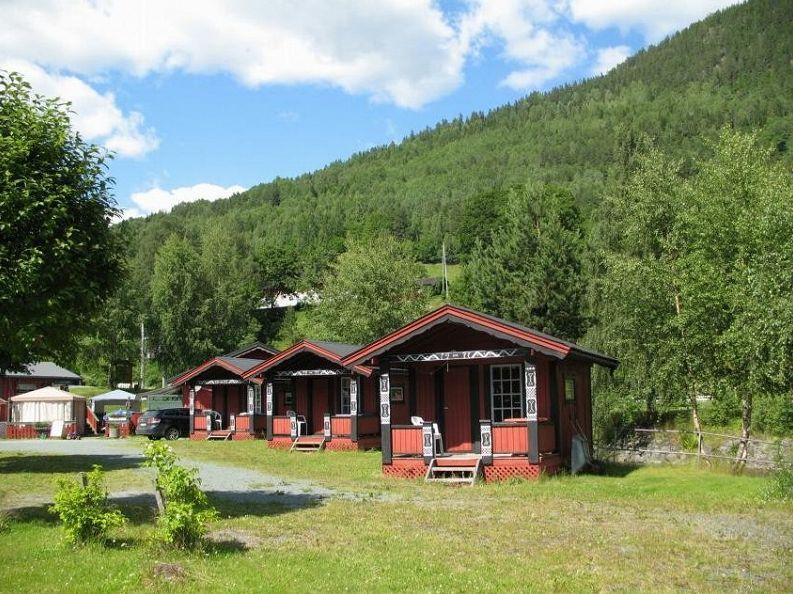 Camping Bandak - Cabins