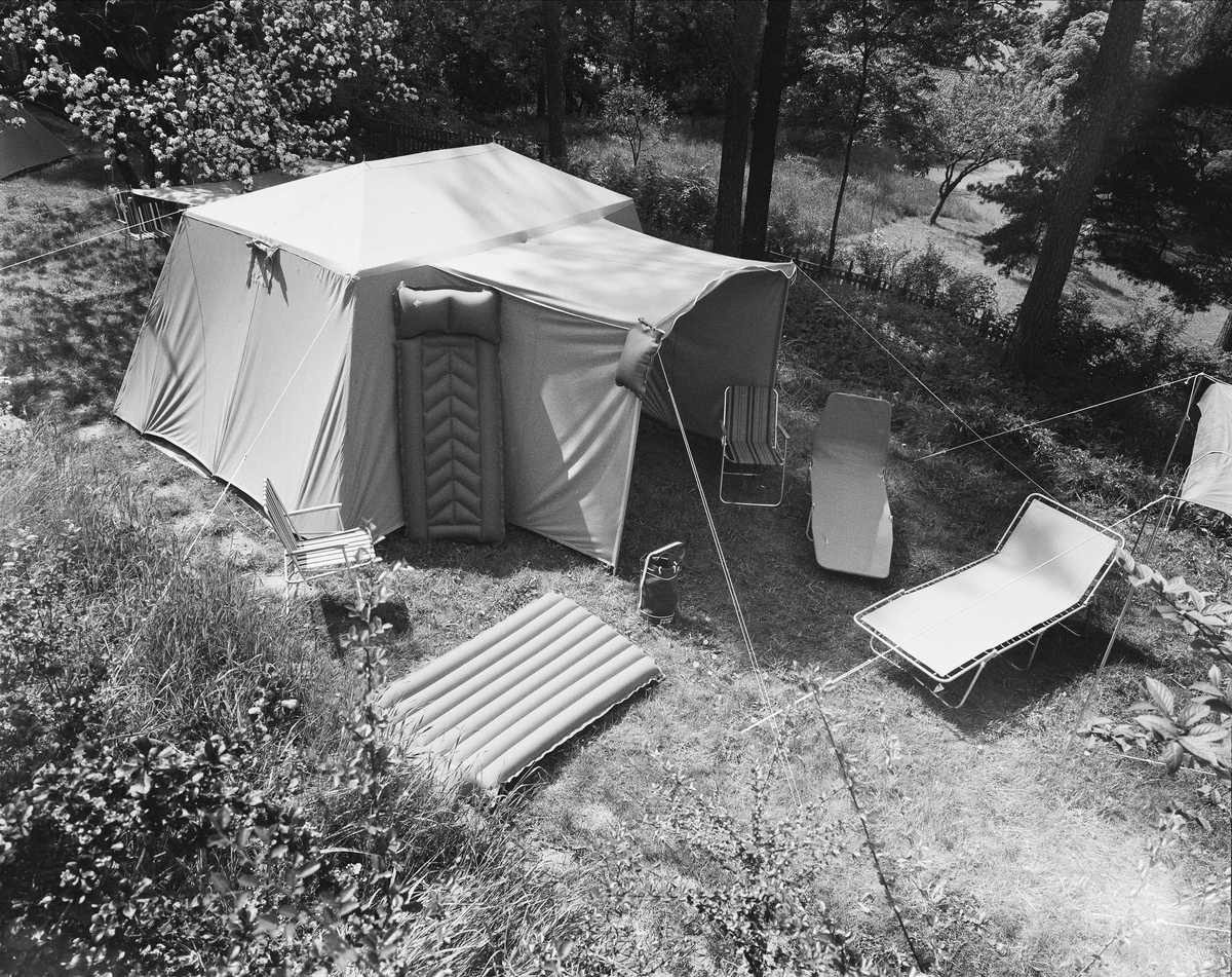 The Story Of Campsites In Norway 1 The Classic Period