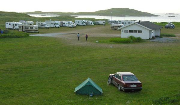 Camping Fredvang