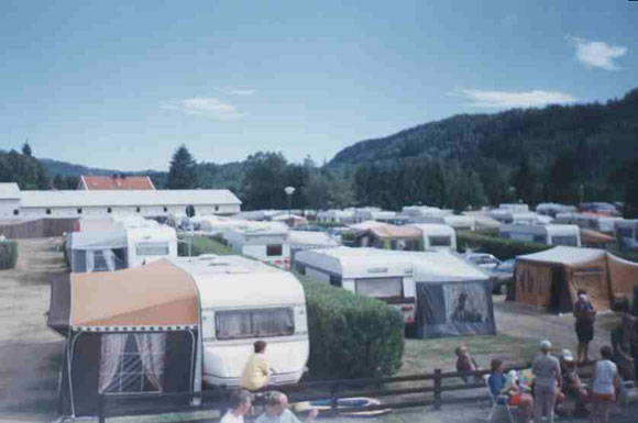 Camping Kvavik