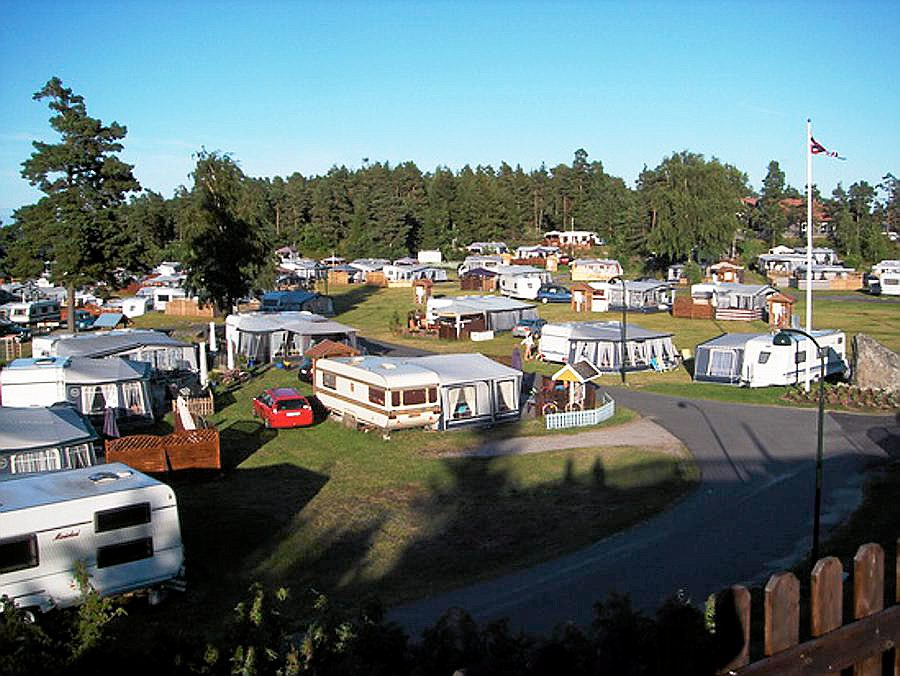 Camping Moysand