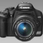 Media equipment - Canon EOS 450D
