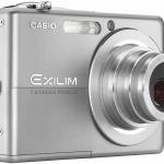 Media equipment - Casio Exilim EX-Z7001