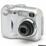 Media equipment - Nikon Coolpix 3100