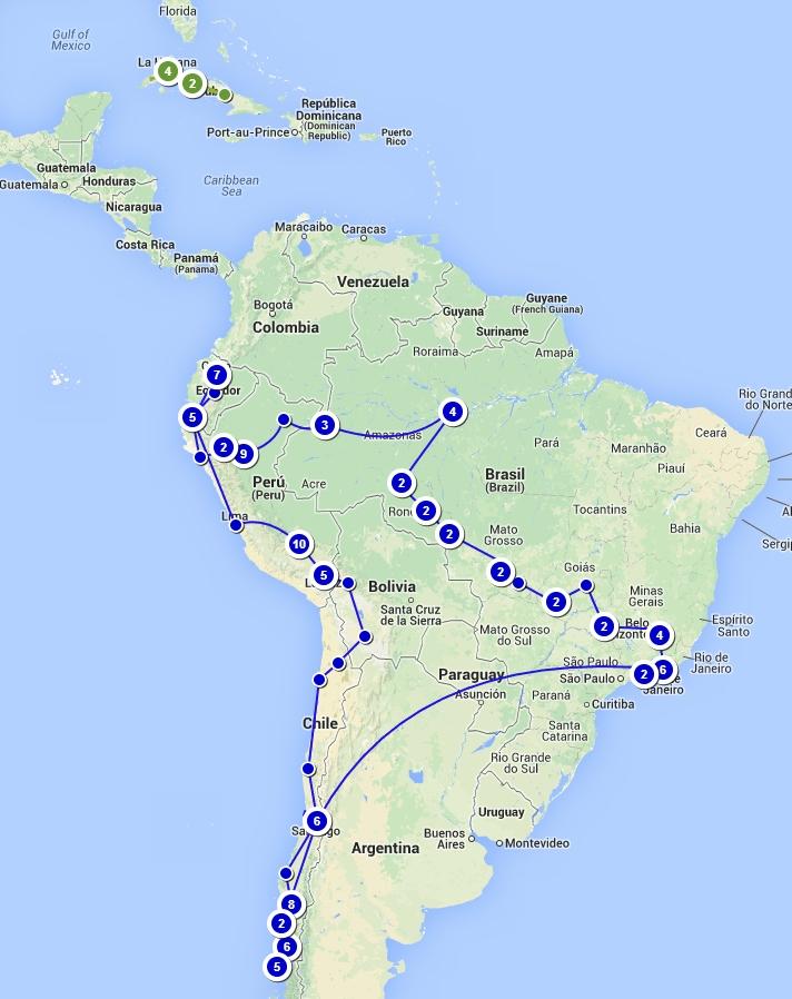 WR Latin America