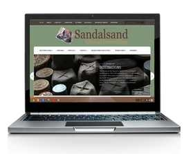 Sandalsand on Desktop