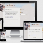 Sandalsand - All screen sizes - 2011 Travellerspoint