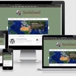 Sandalsand - All screen sizes - 2013 .Net