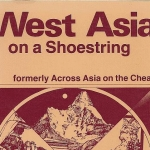 "Lonely Planet's ""West Asia on a Shoestring"" used in 1986"