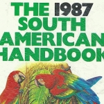 """The South American Handbook"" used in 1987-88"