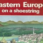 "Lonely Planet's ""Eastern Europe on a Shoestring"" used in 1990"