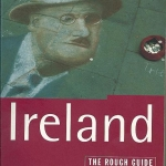 "The Rough Guide's ""Ireland"" used in 1994"