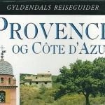 """Gyldendals Reiseguider (DK Eyewitness) """"Provence og Côte d'Azur"""" used in 2000."""