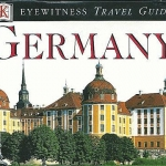 "DK Eyewitness Travel Guides ""Germany"" used in 2002"