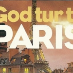 "Aschehoug Reisehåndbøker ""God tur til Paris"" used in 2003"