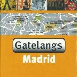 """Aschehoug Reiseguider """"Gatelangs Madrid"""" used in 2004"""