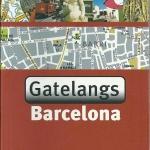 "Aschehoug Reiseguider ""Gatelangs Barcelona"" used in 2007"