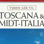 """Aschehoug Reisehåndbøker """"Turen Går Til Toscana & Midt-Italia"""" used in 2007"""