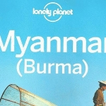 "Lonely Planet's ""Myanmar (Burma) used in 2013"
