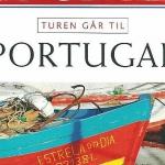 """Aschehoug Reisehåndbøker """"Turen går til Portugal"""" used in 2013"""