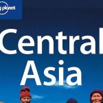 "Lonely Planet's ""Central Asia"" used in 2014"