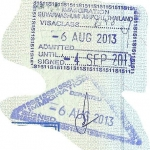 Thailand Entry-Exit 2013